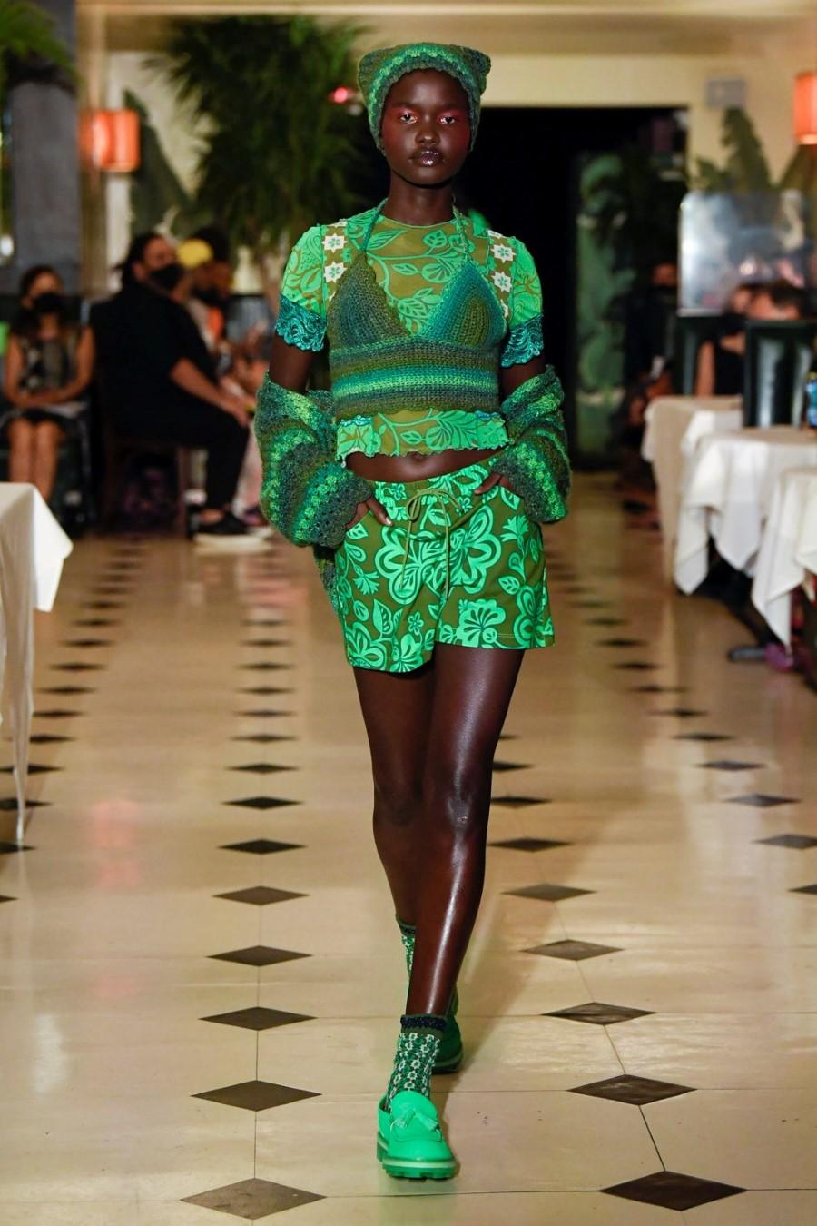 Anna Sui Spring Summer 2022 - New York Fashion Week