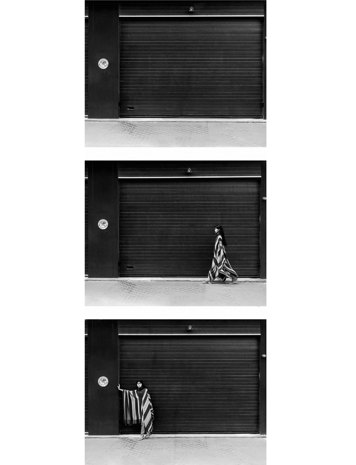 Ashley Radjarame by Fabien Vilrus for Vogue India September 2021