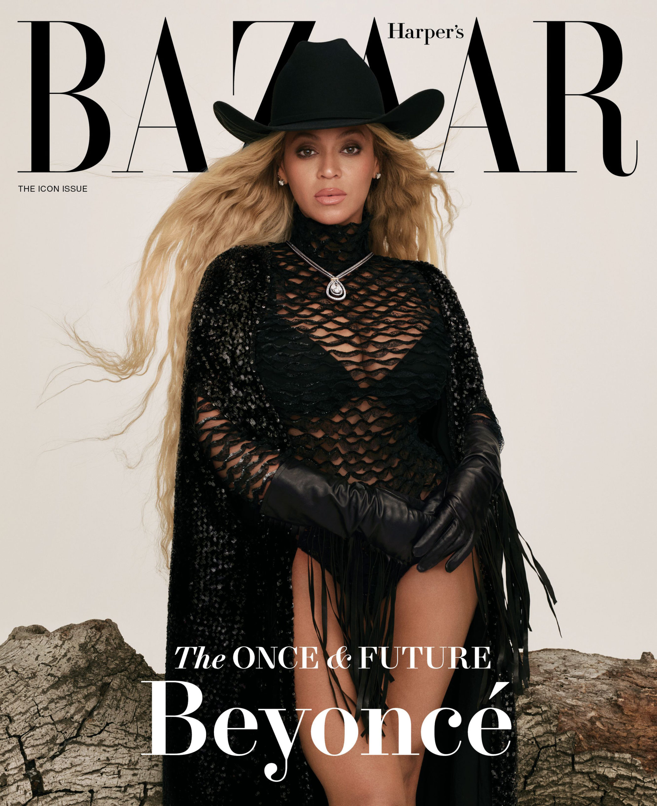 Beyoncé covers Harper's Bazaar US September 2021 by Campbell Addy