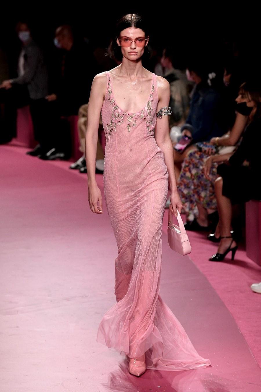 Blumarine Spring Summer 2022 - Milan Fashion Week