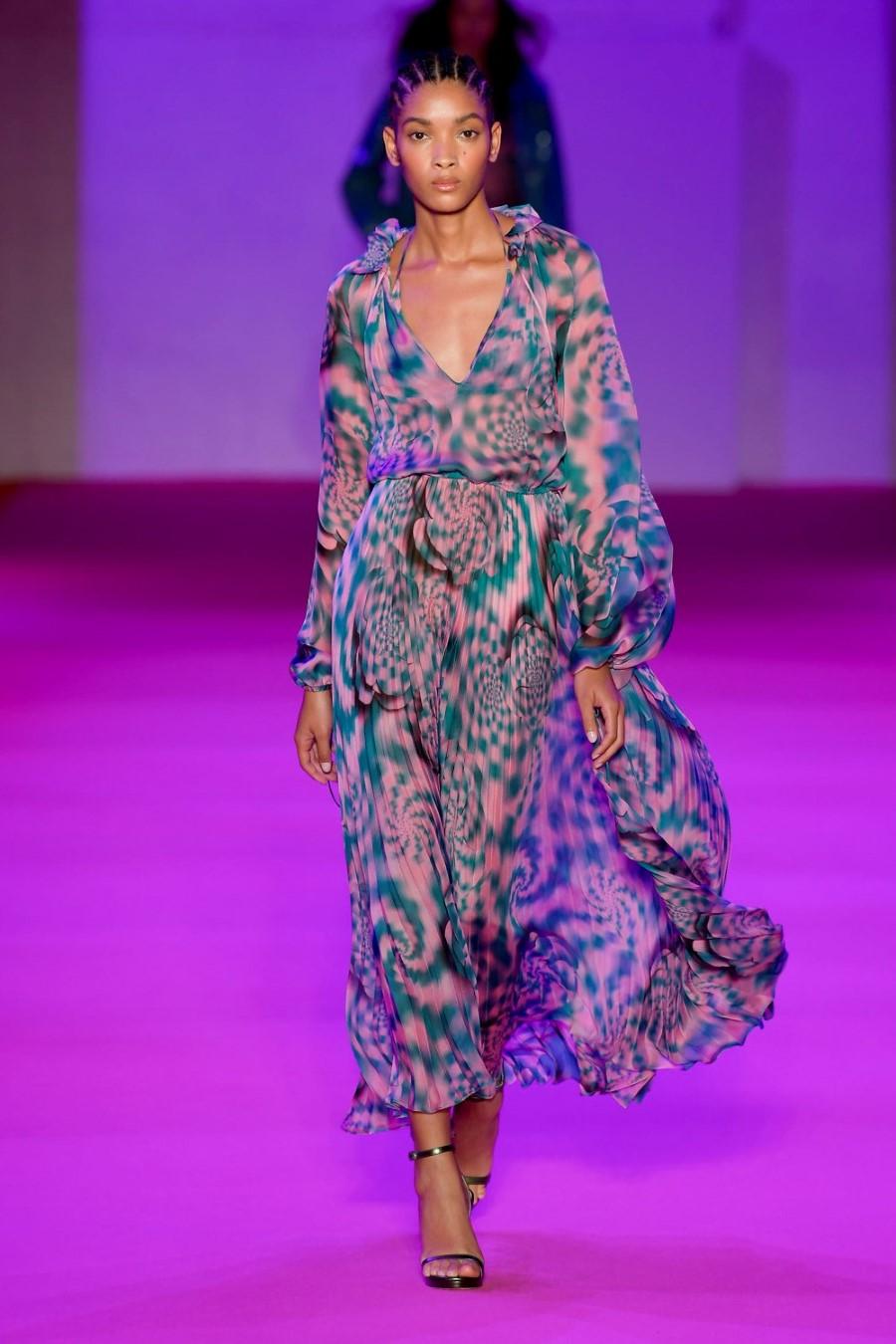 Brandon Maxwell Spring Summer 2022 - New York Fashion Week