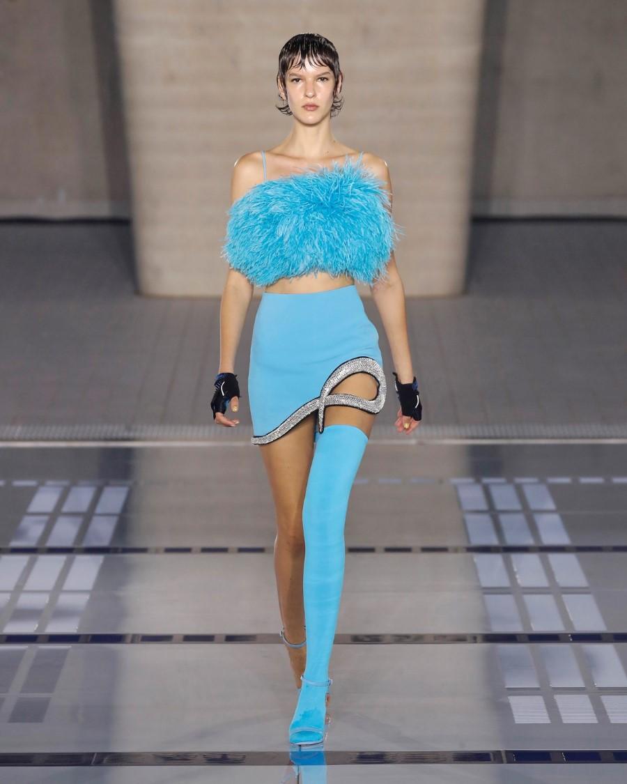 David Koma Spring Summer 2022 - London Fashion Week