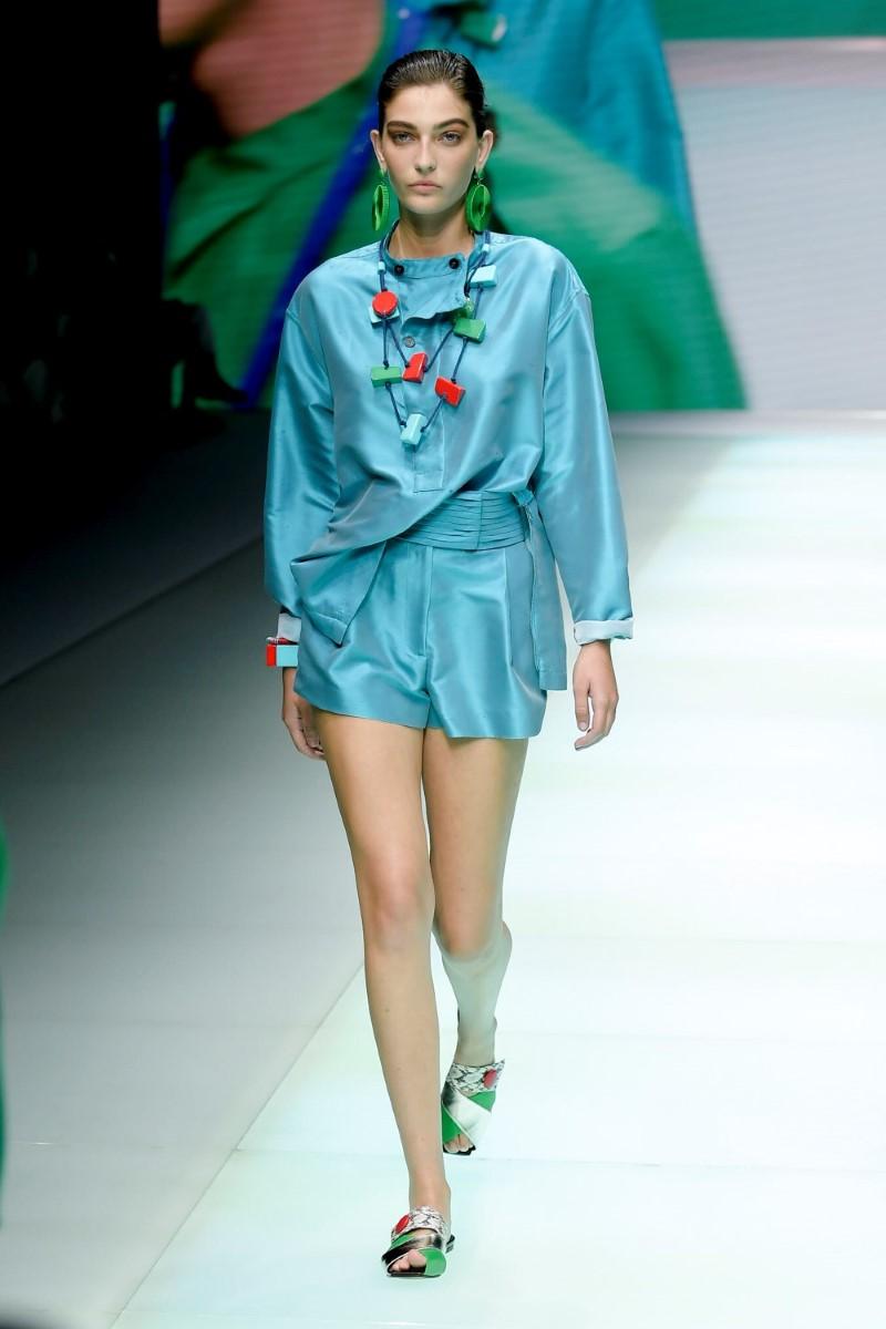 Emporio Armani Spring Summer 2022 - Milan Fashion Week