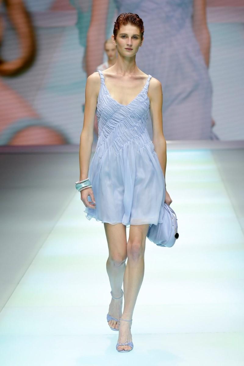 Emporio Armani Spring Summer 2022 - Milan Fashion WeekEmporio Armani Spring Summer 2022 - Milan Fashion Week