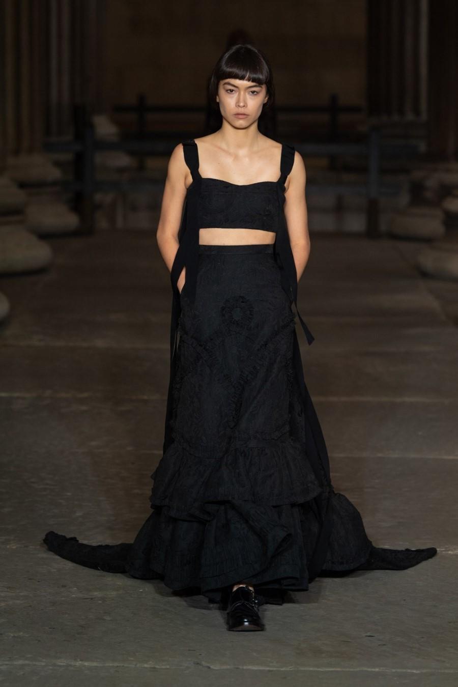 Erdem Spring Summer 2022 - London Fashion Week