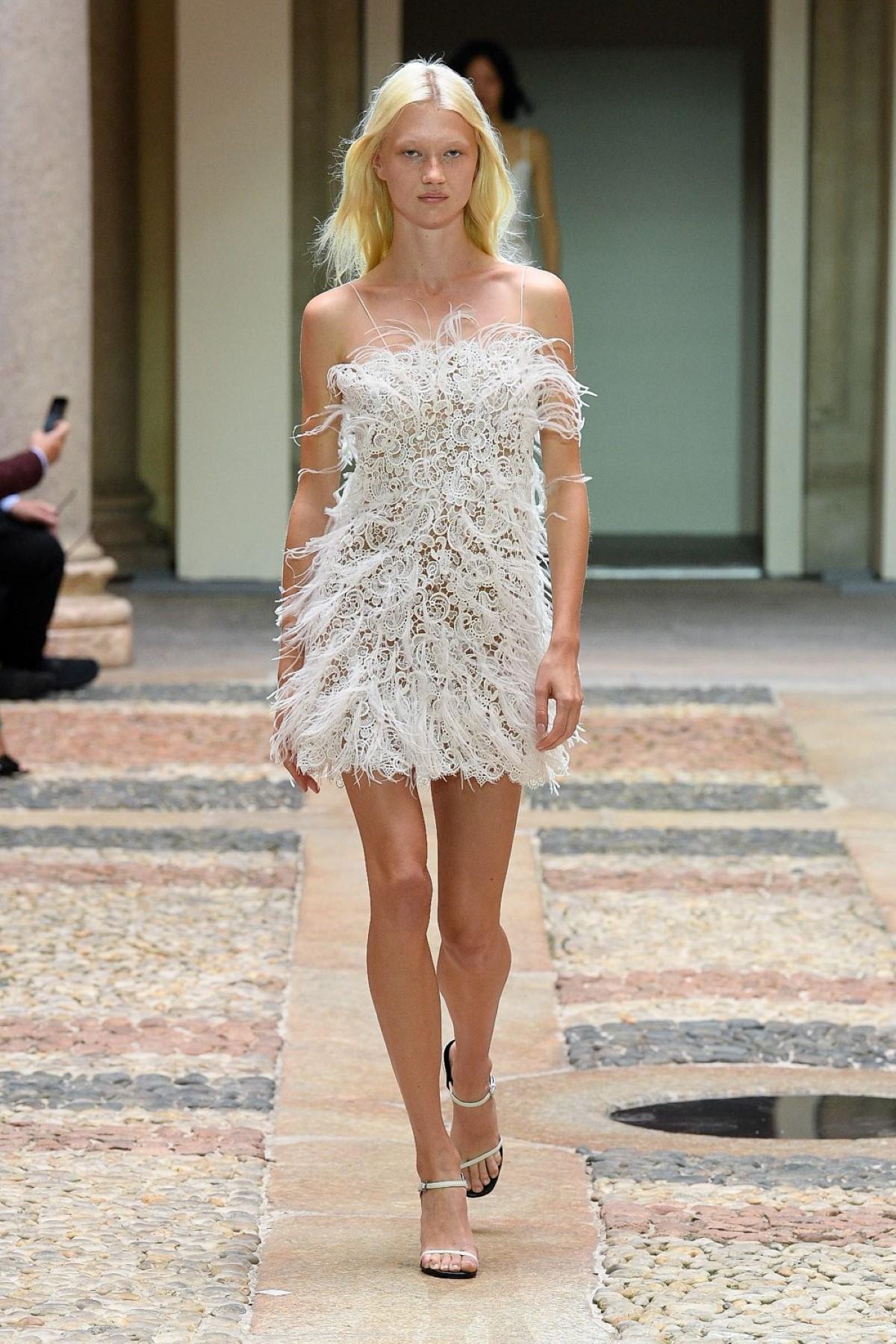 Ermanno Scervino Spring Summer 2022 - Milan Fashion Week