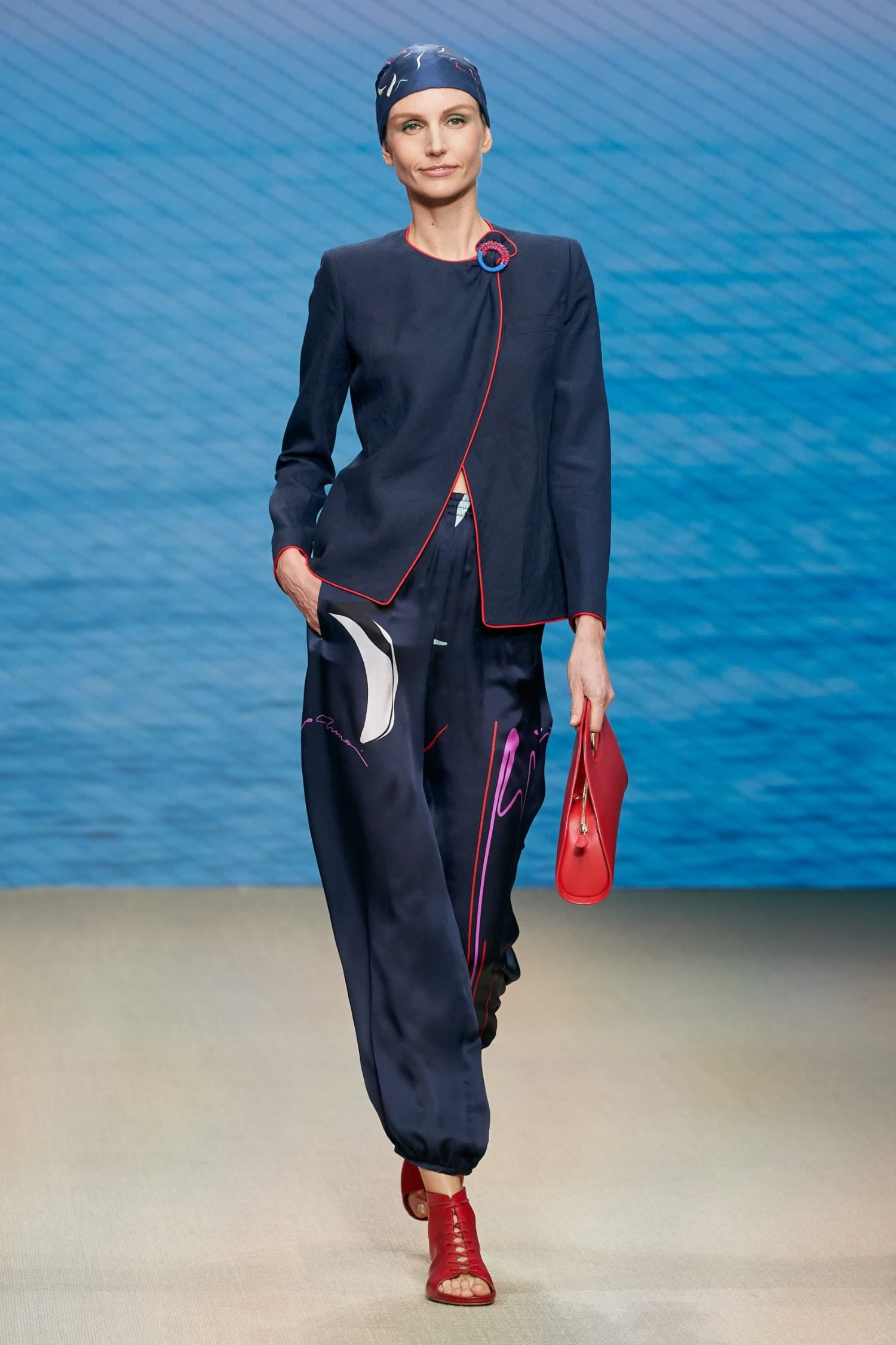 Giorgio Armani Spring Summer 2022 - Milan Fashion Week