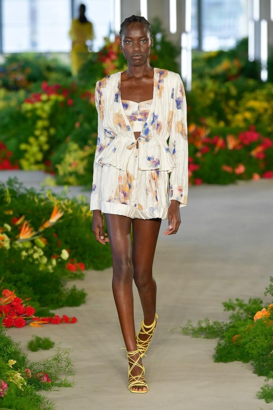 Jason Wu Collection Spring Summer 2022 - New York Fashion Week
