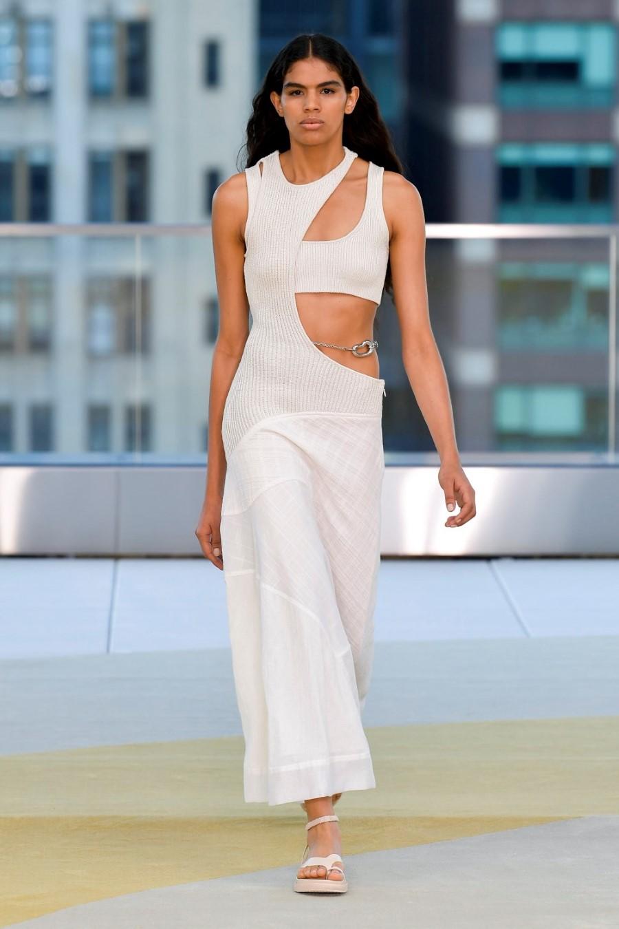 Jonathan Simkhai Spring Summer 2022 - New York Fashion Week
