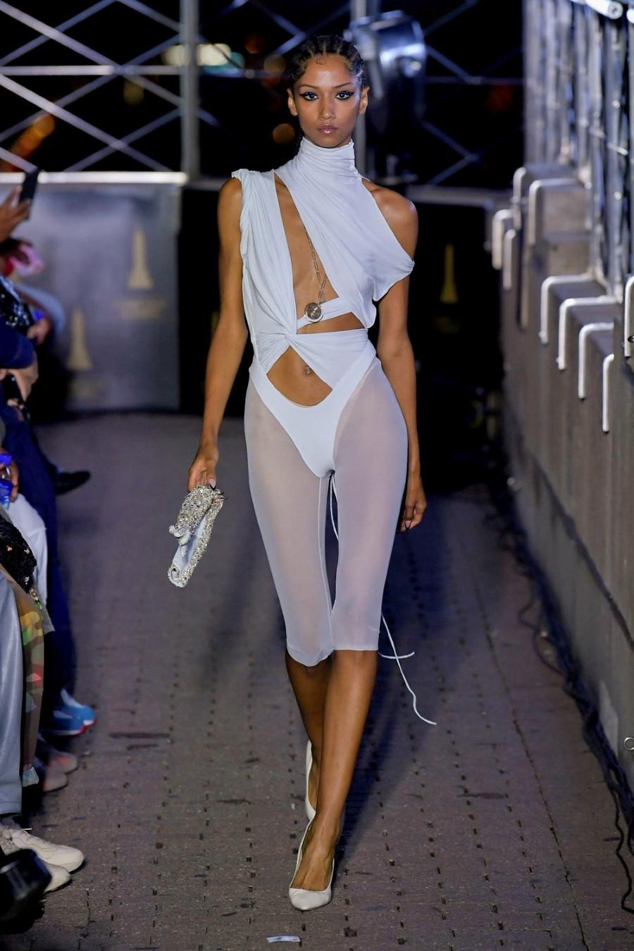 LaQuan Smith Spring Summer 2022 - New York Fashion Week