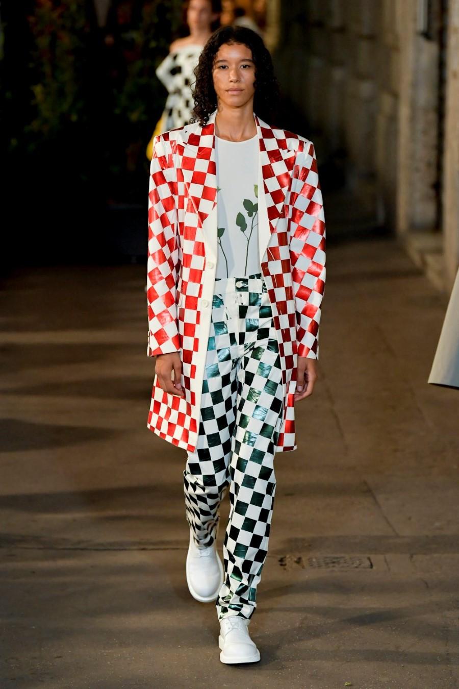 MM6 Maison Margiela Spring Summer 2022 - Milan Fashion Week