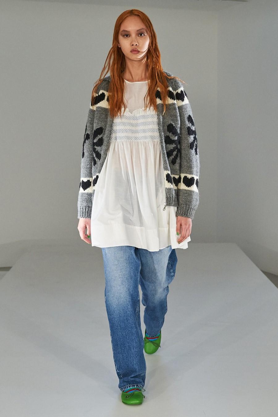 Molly Goddard Spring Summer 2022 - London Fashion Week