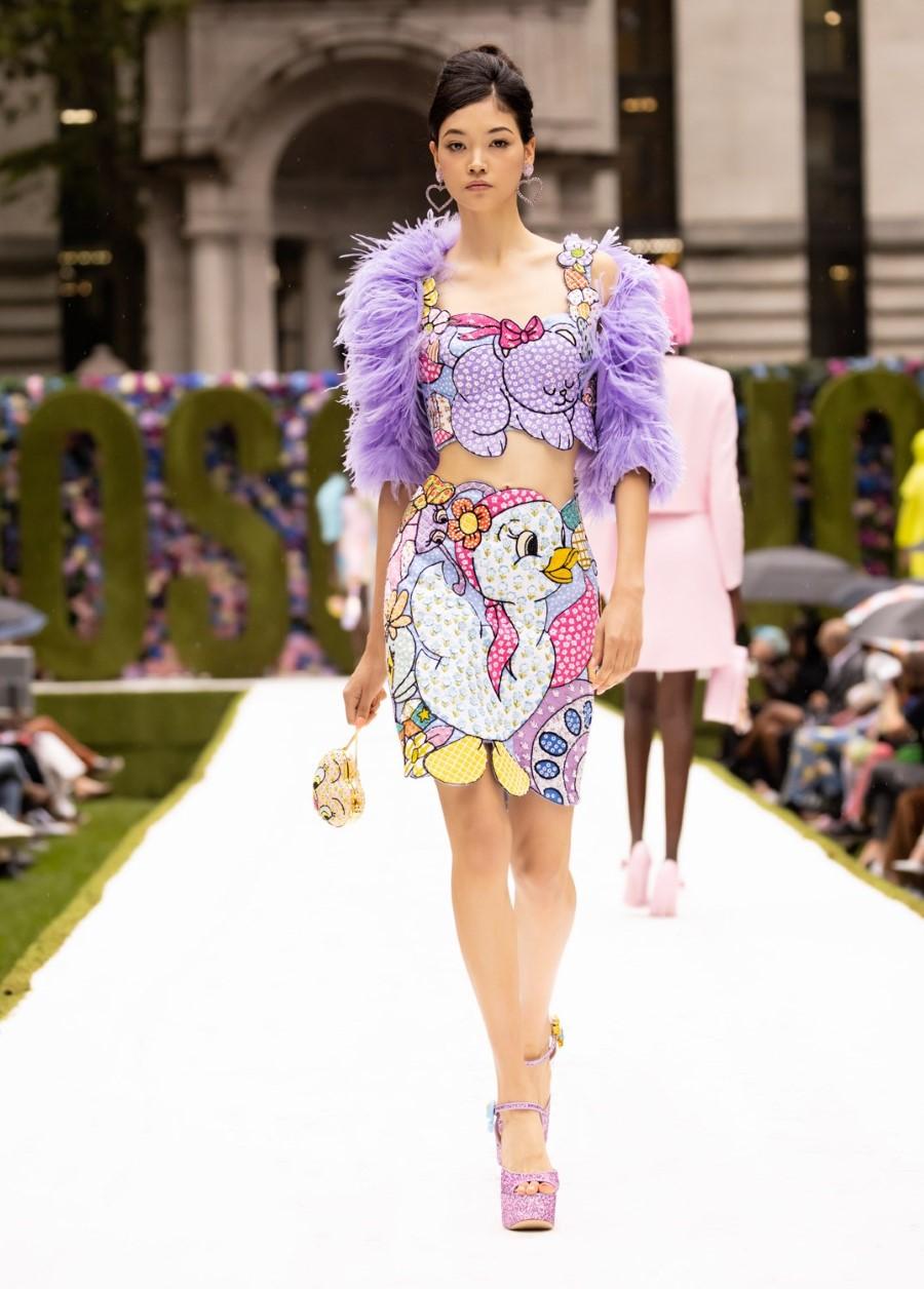 Moschino Spring Summer 2022 - New York Fashion WeekMoschino Spring Summer 2022 - New York Fashion Week