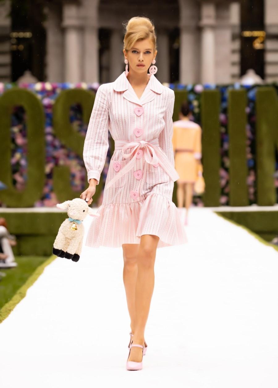 Moschino Spring Summer 2022 - New York Fashion Week
