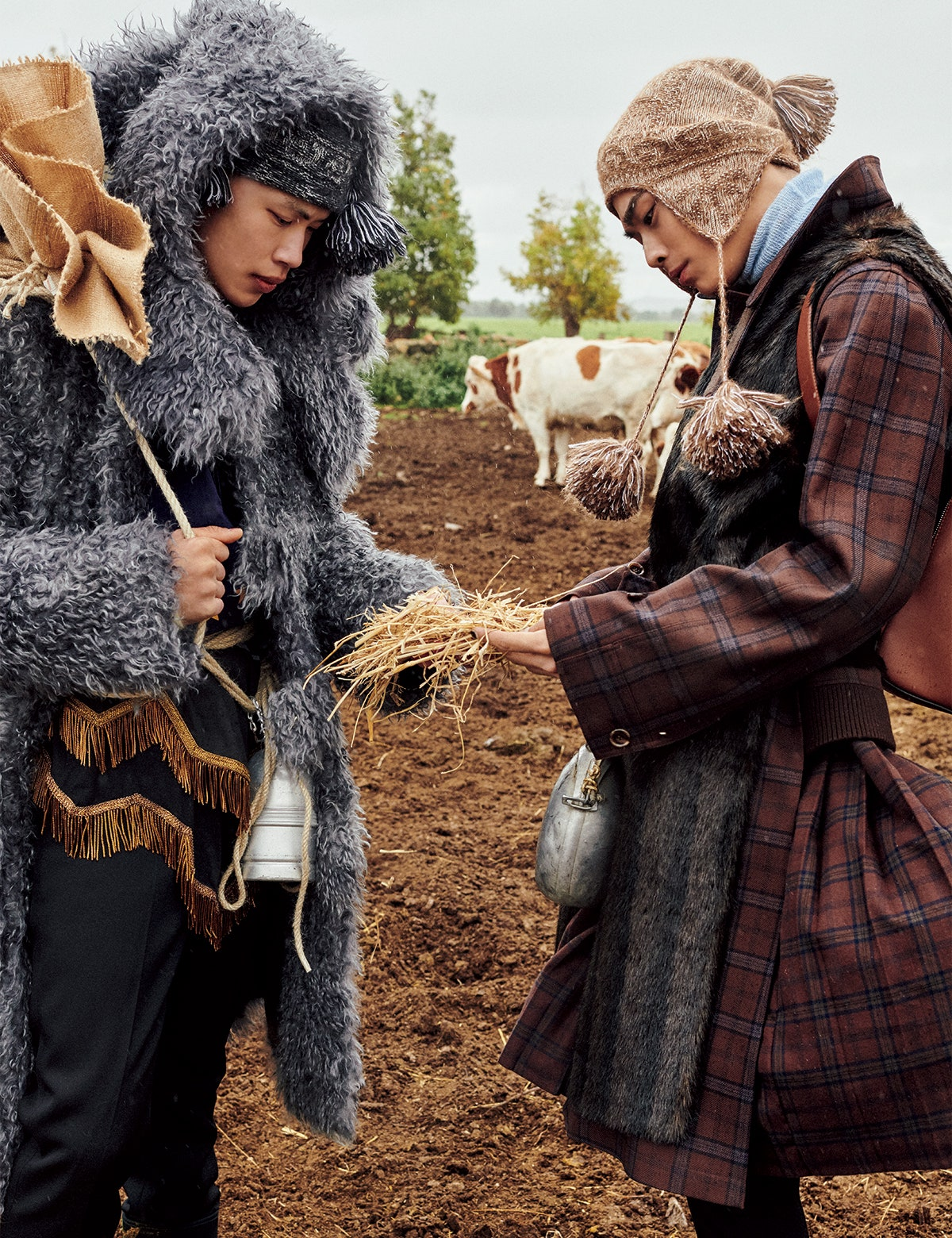 ''Nomad'' by Giampaolo Sgura for Vogue Japan September 2021