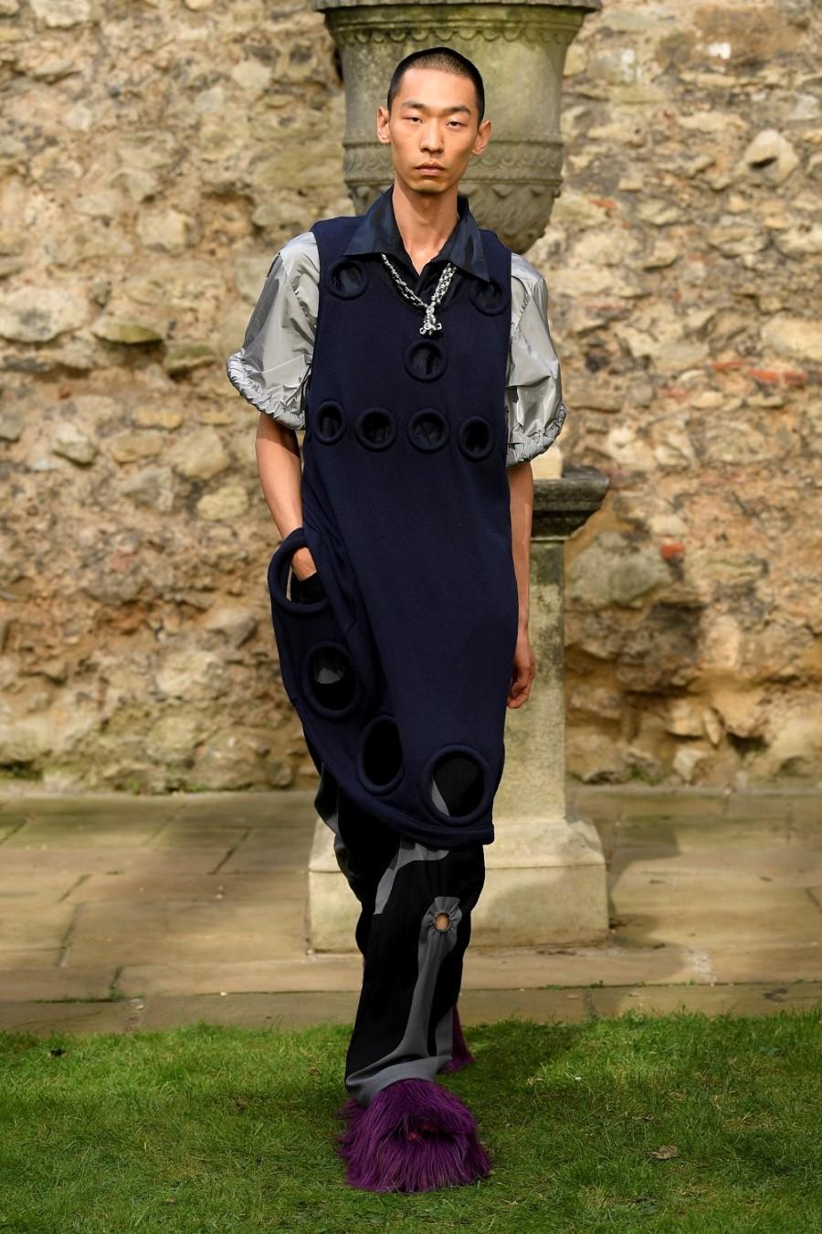 PRONOUNCE Spring Summer 2022 - London Fashion Week
