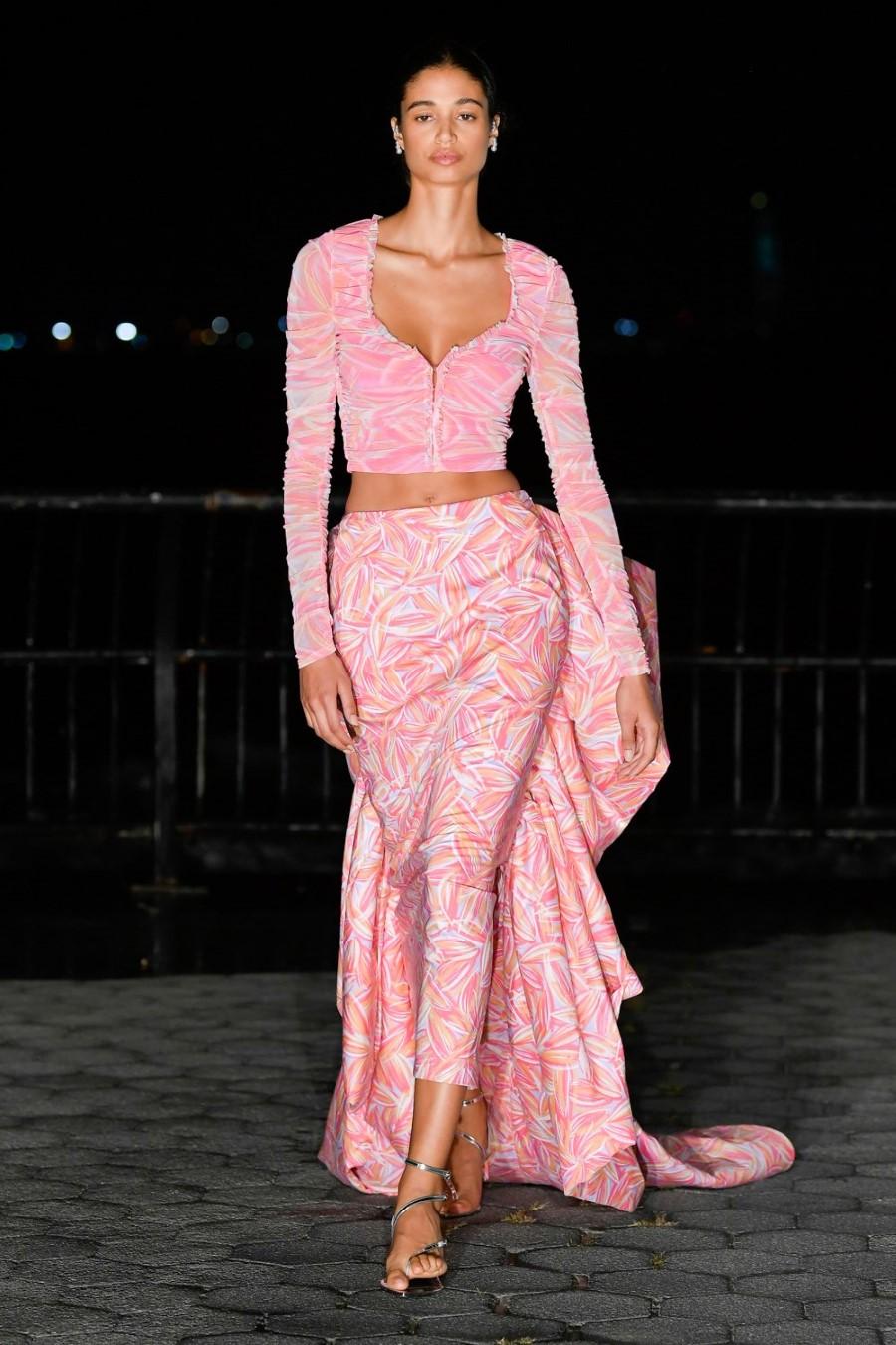 Prabal Gurung Spring Summer 2022 - New York Fashion Week