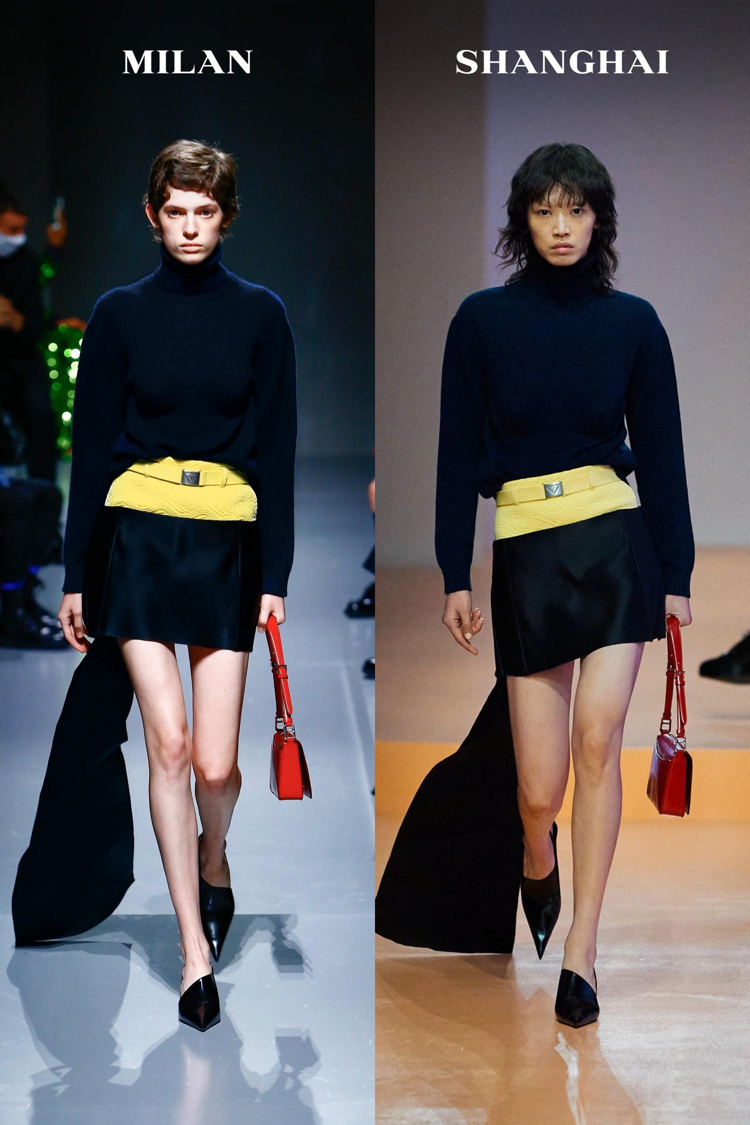 Prada Spring Summer 2022 - Milan Fashion Week