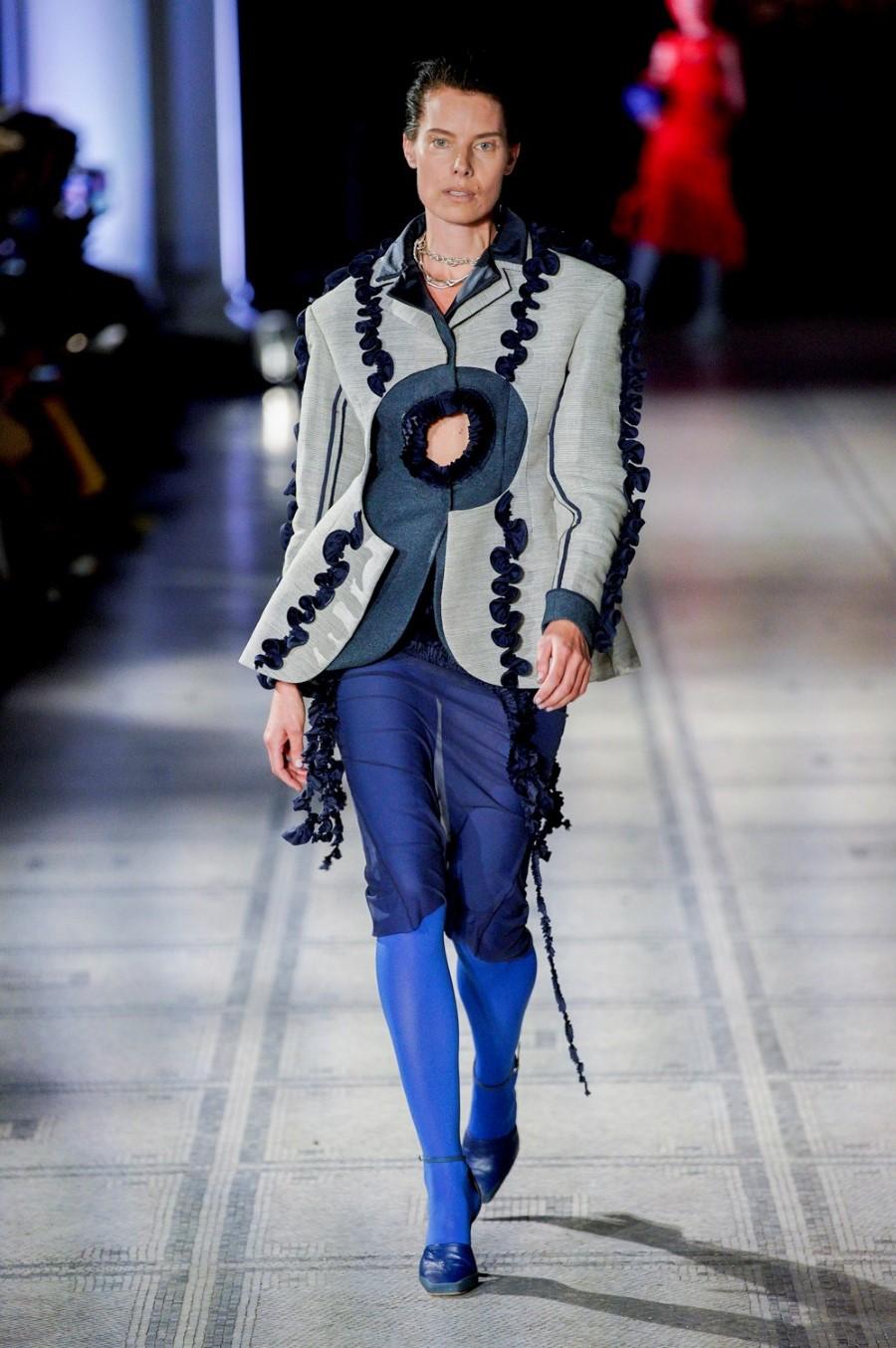 Richard Malone Spring Summer 2022 - London Fashion Week