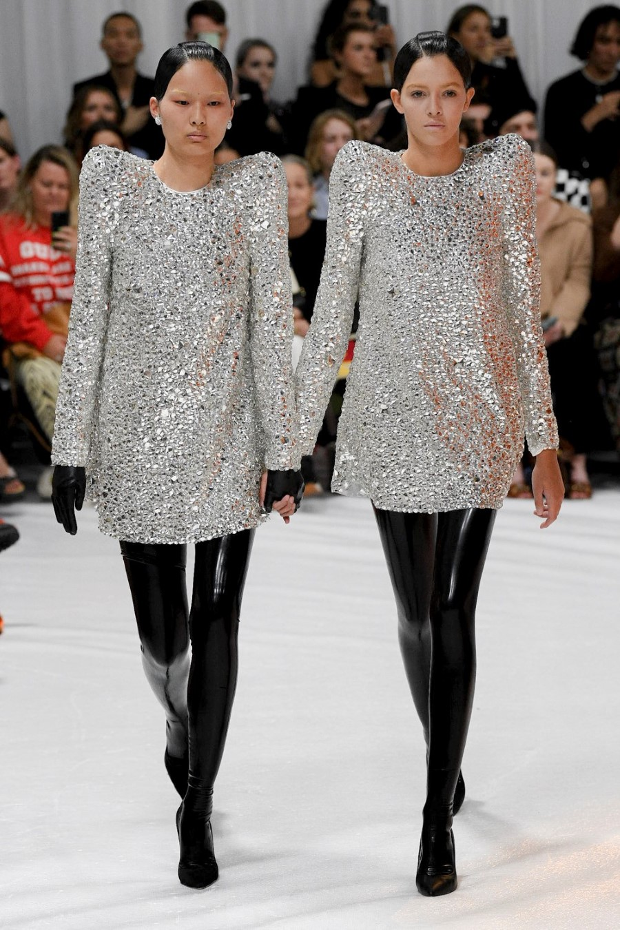 Richard Quinn Spring Summer 2022 - London Fashion Week