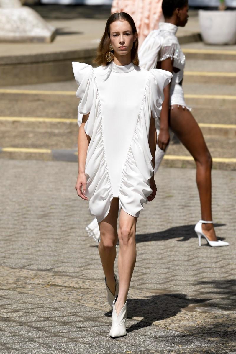 Rodarte Spring Summer 2022 - New York Fashion Week
