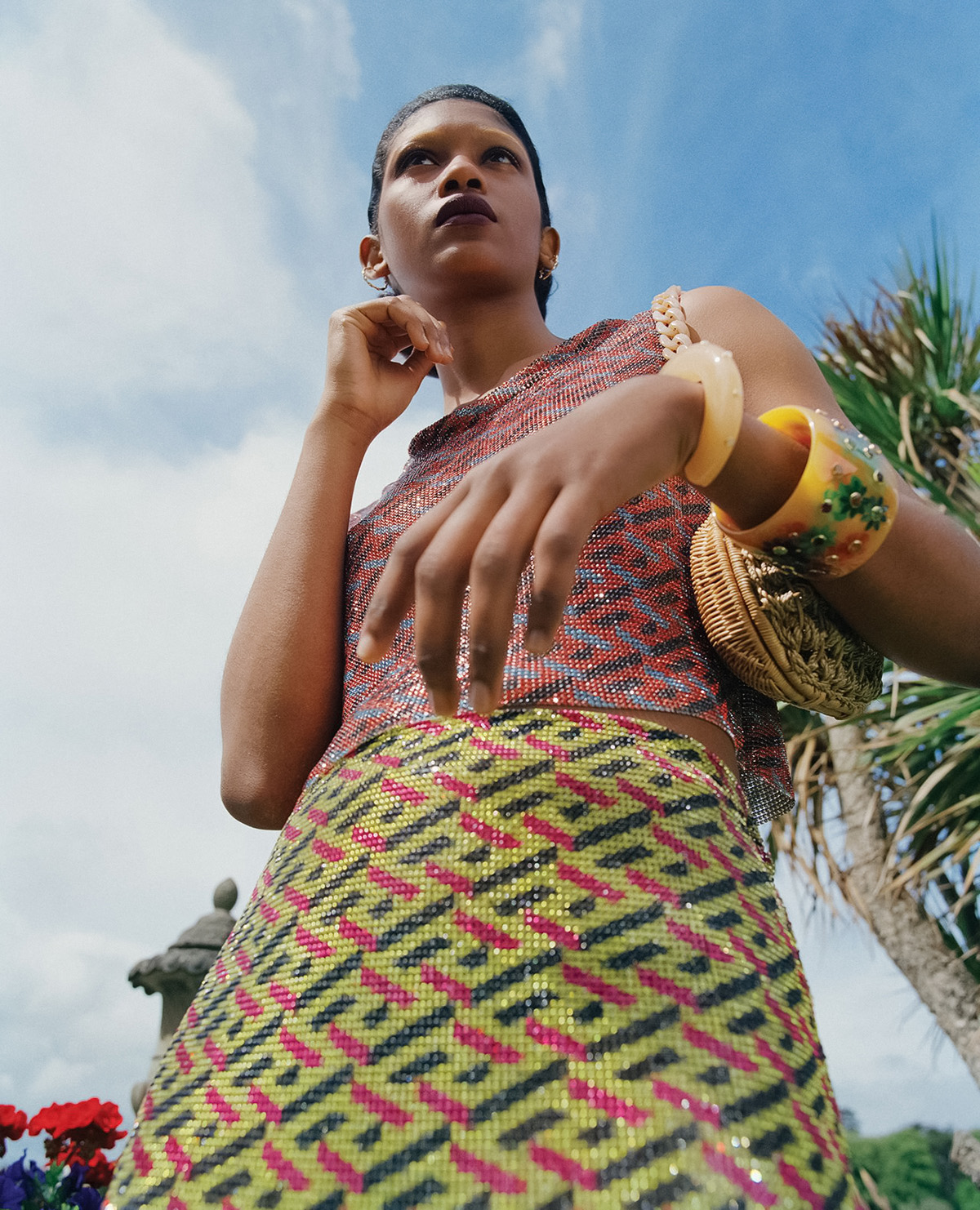 Shivaruby Premkanthan by Nadine Ijewere for WSJ. Magazine Fall 2021