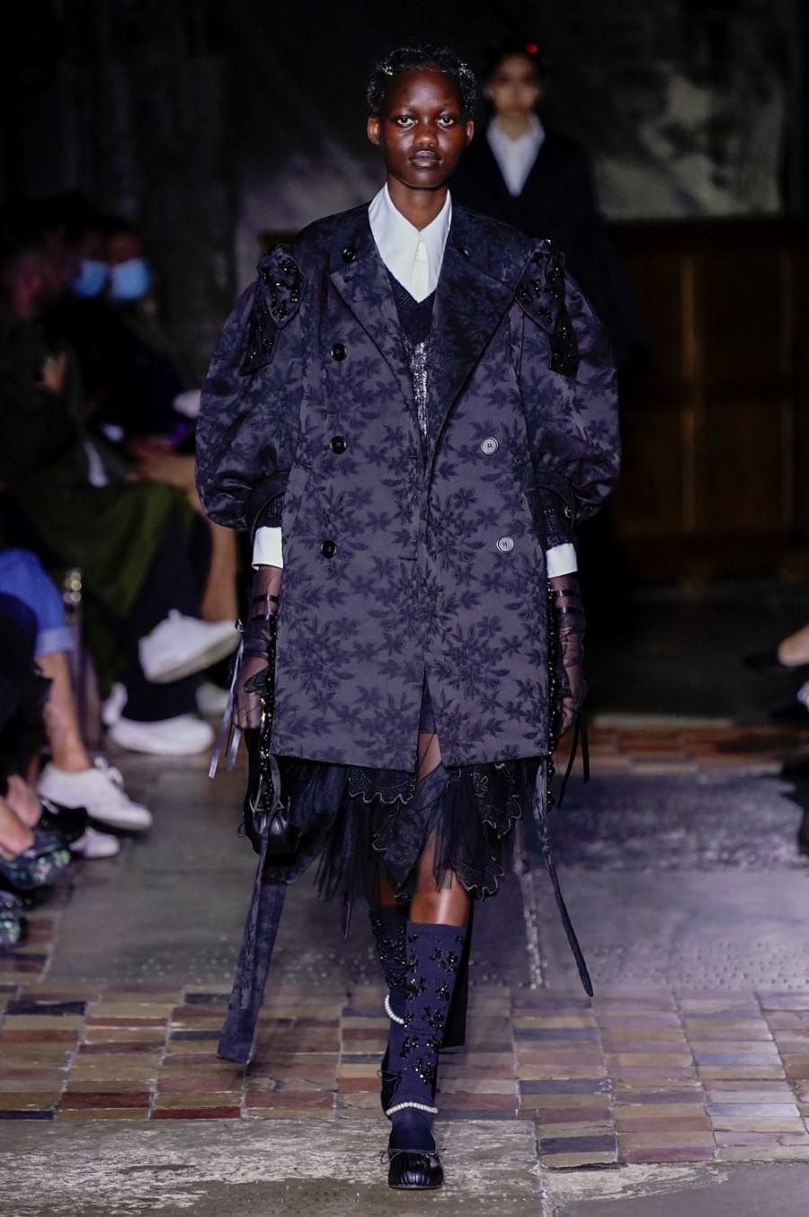 Simone Rocha Spring/Summer 2022 - London Fashion Week