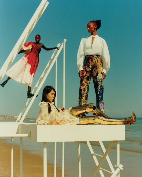 ''The Bold & The Beautiful'' by Markn for WSJ. Magazine Fall 2021