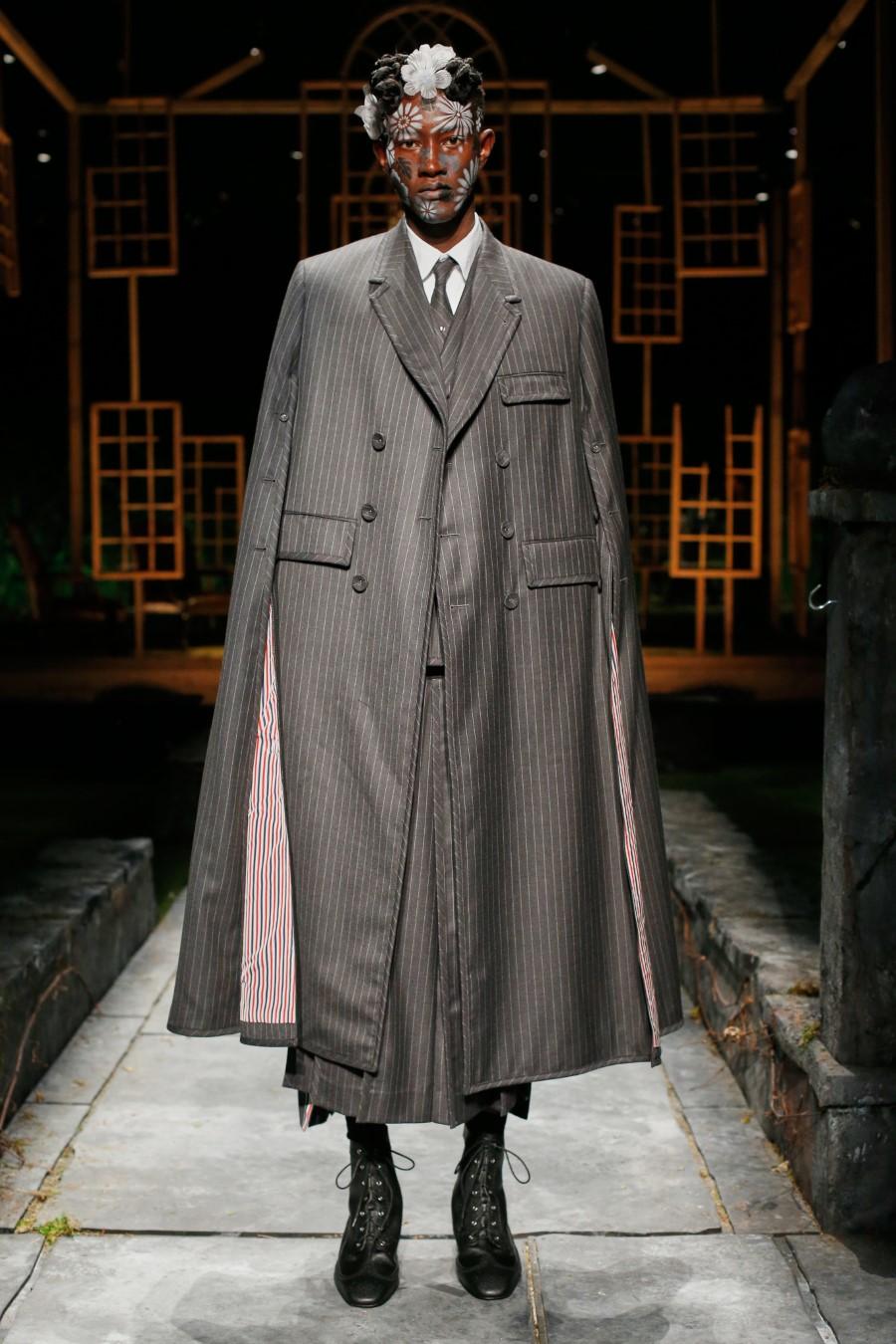 Thom Browne Spring Summer 2022 - New York Fashion WeekThom Browne Spring Summer 2022 - New York Fashion Week