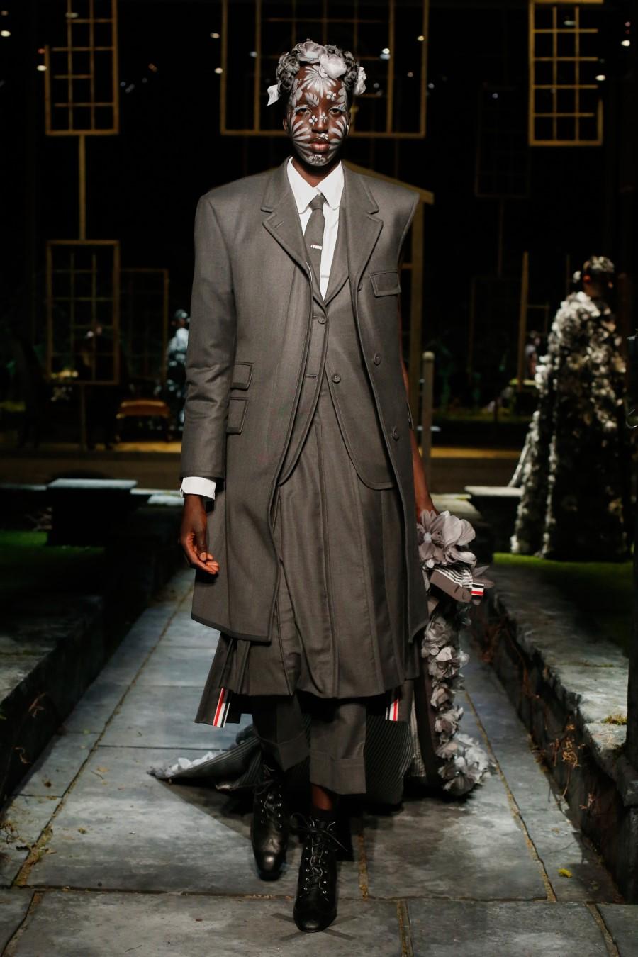 Thom Browne Spring Summer 2022 - New York Fashion Week