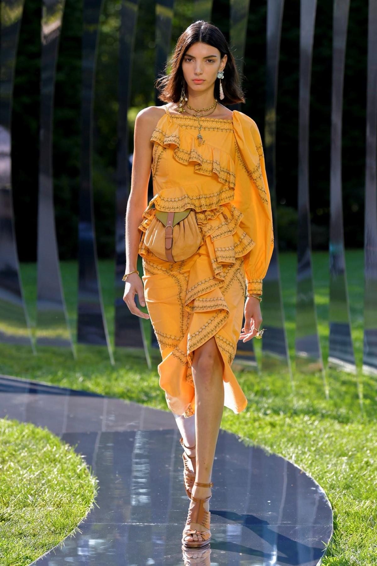 Ulla Johnson Spring Summer 2022 - New York Fashion WeekUlla Johnson Spring Summer 2022 - New York Fashion Week
