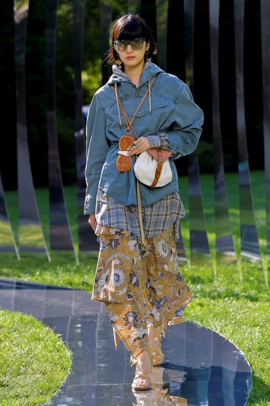 Ulla Johnson Spring Summer 2022 - New York Fashion Week