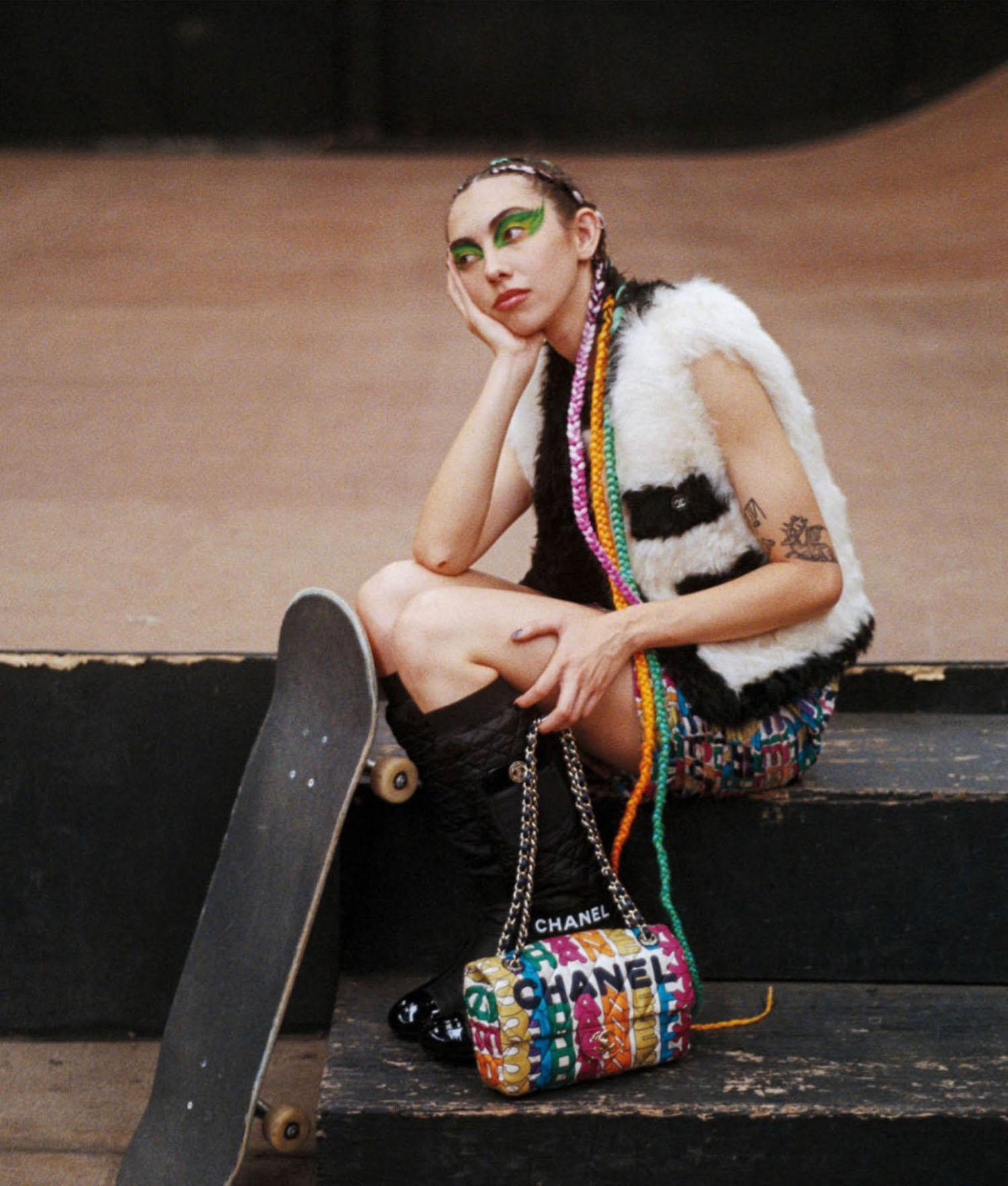 Valentina Velázquez by Karla Ximena Cerón for Elle Mexico September 2021