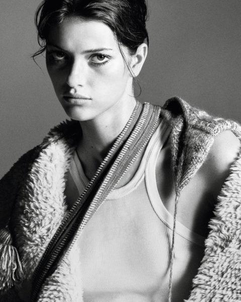 Valerie Scherzinger by Christian MacDonald for Vogue Paris September 2021