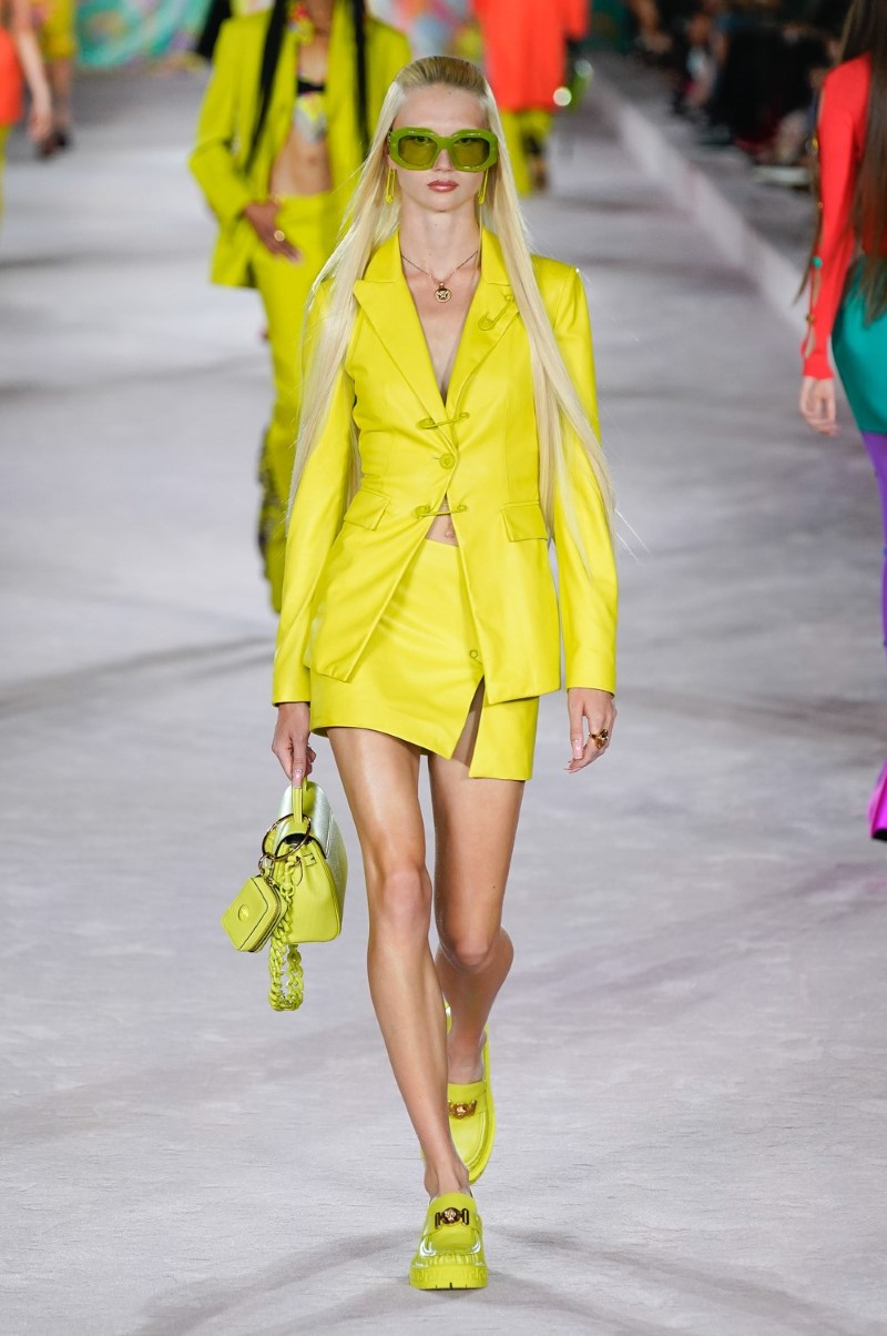 Versace Spring Summer 2022 - Milan Fashion Week