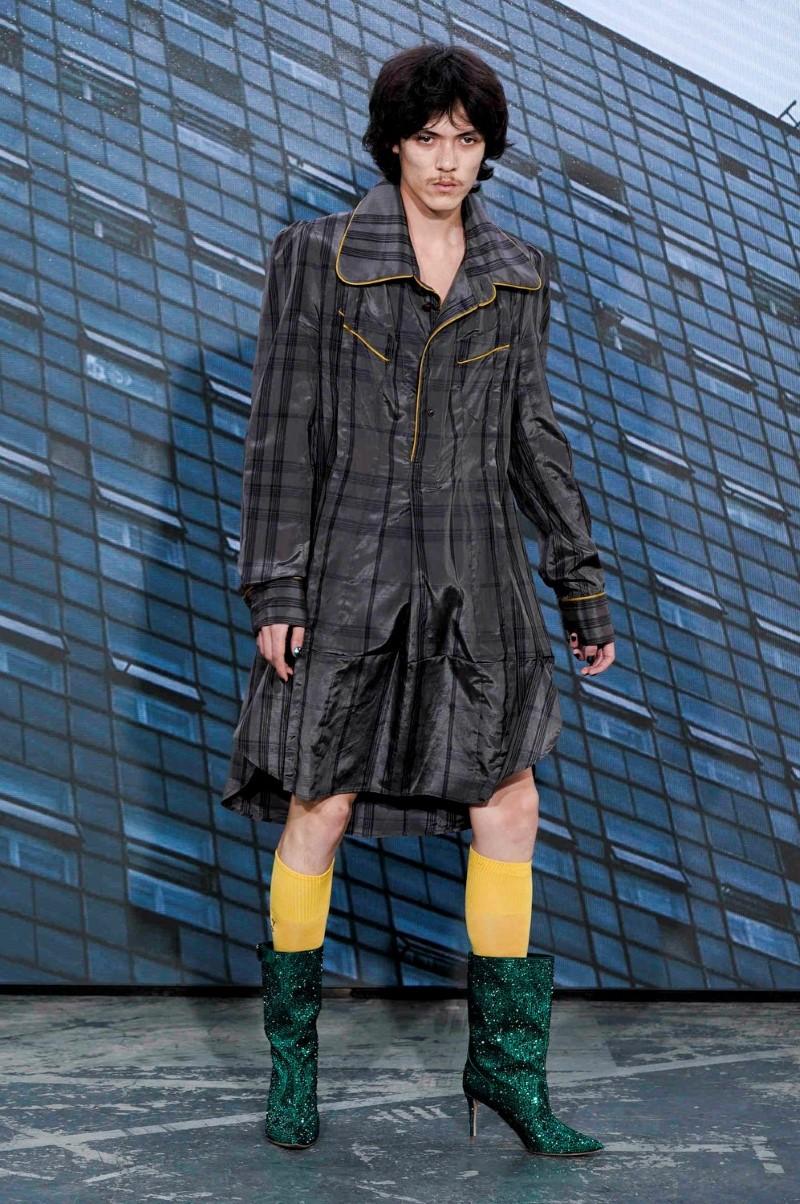 Andreas Kronthaler for Vivienne Westwood Spring Summer 2022 - Paris Fashion Week