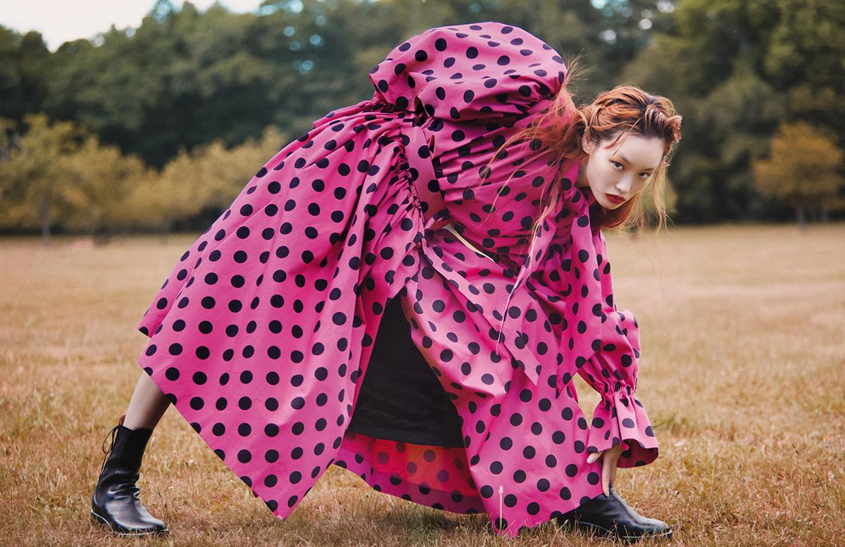 Fernanda Ly by Drew Jarrett for Vogue Singapore September 2021