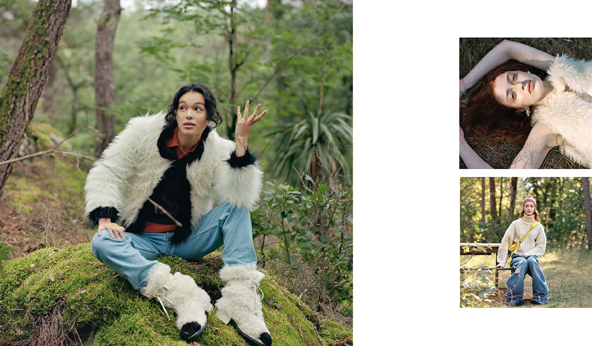 ''Full Scale'' by Fausto Elizalde for M Le magazine du Monde October 9th, 2021