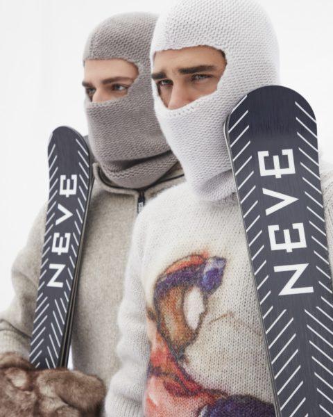 Giorgio Armani Neve Fall Winter 2021