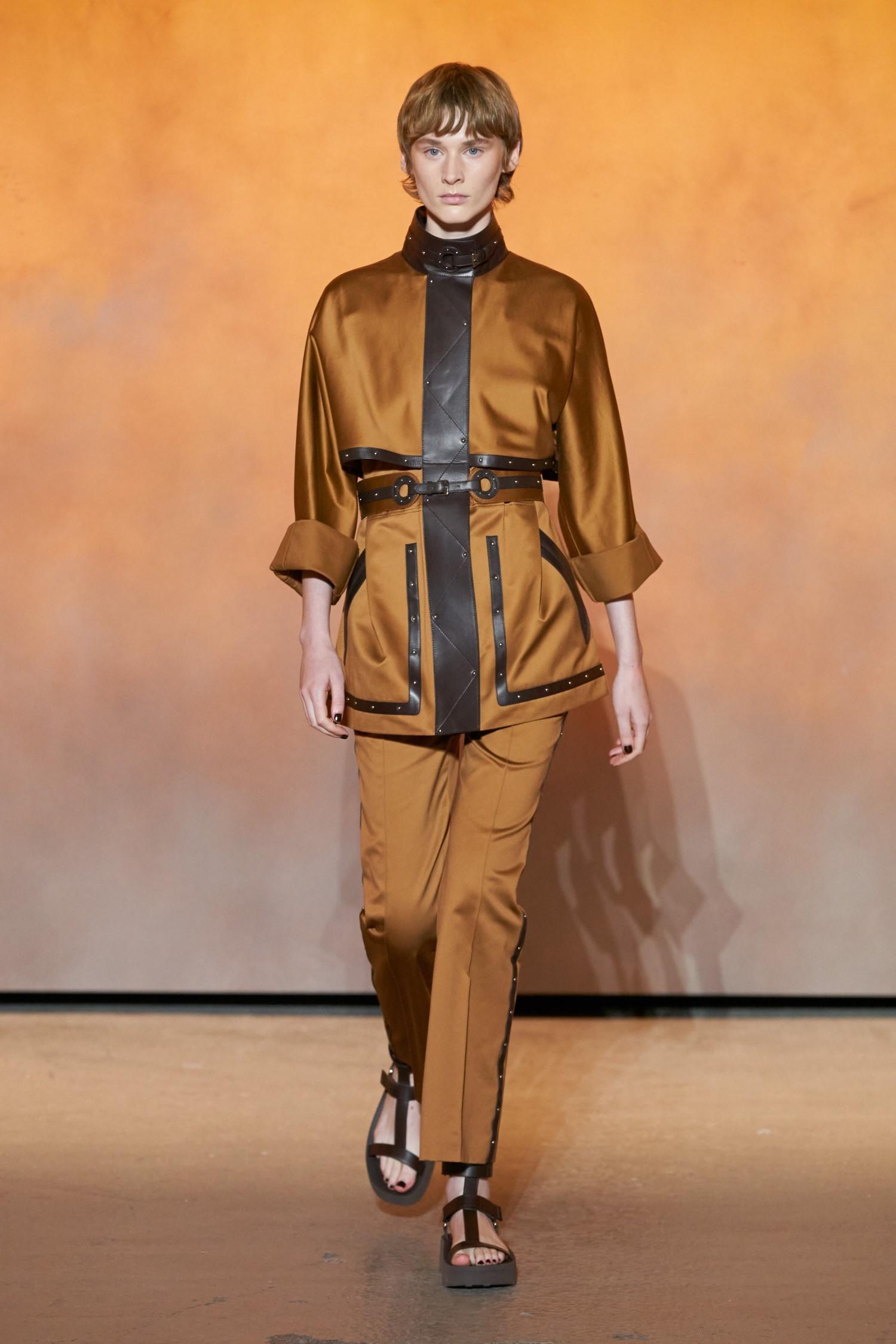 Hermès Spring Summer 2022 - Paris Fashion Week