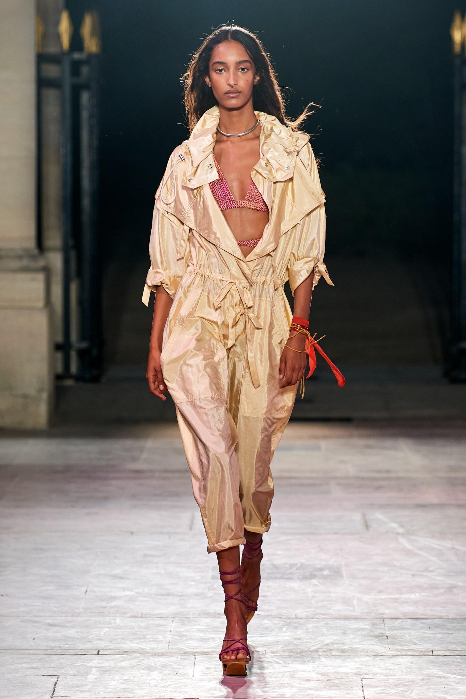 Isabel Marant Spring Summer 2022 - Paris Fashion Week