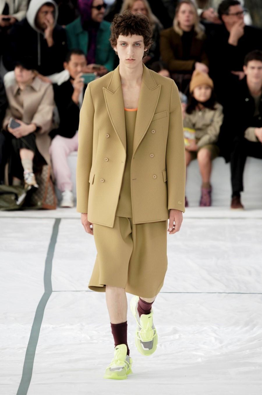 Lacoste Spring Summer 2022 - Paris Fashion Week
