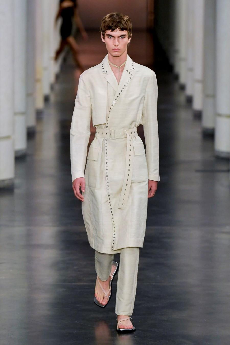 Ludovic de Saint Sernin Spring Summer 2022 - Paris Fashion Week