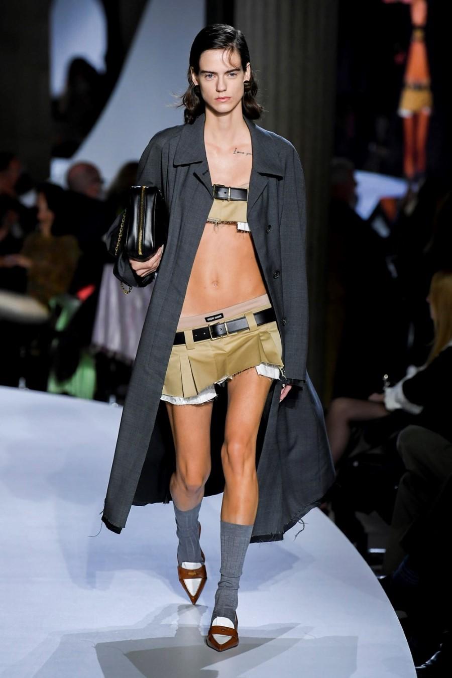 Miu Miu Spring Summer 2022 - Paris Fashion Week