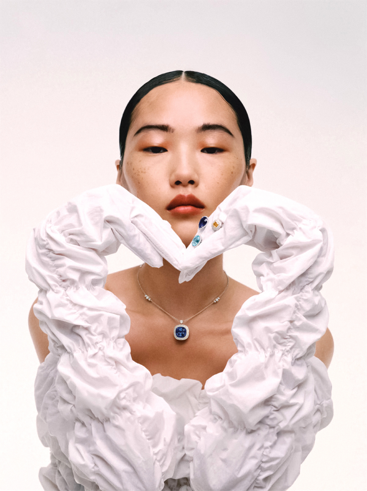 Peng Chang by Kuo Huan-Kao for Vogue Taiwan October 2021