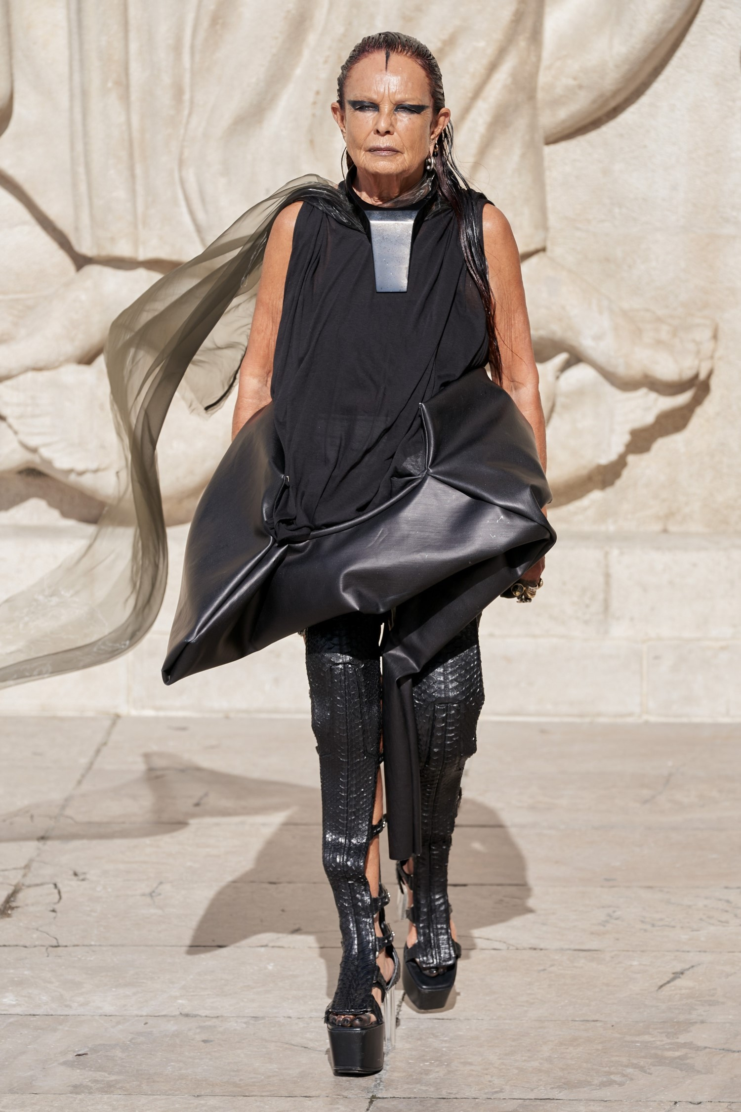 Rick Owens Spring Summer 2022 - Paris Fashion Week