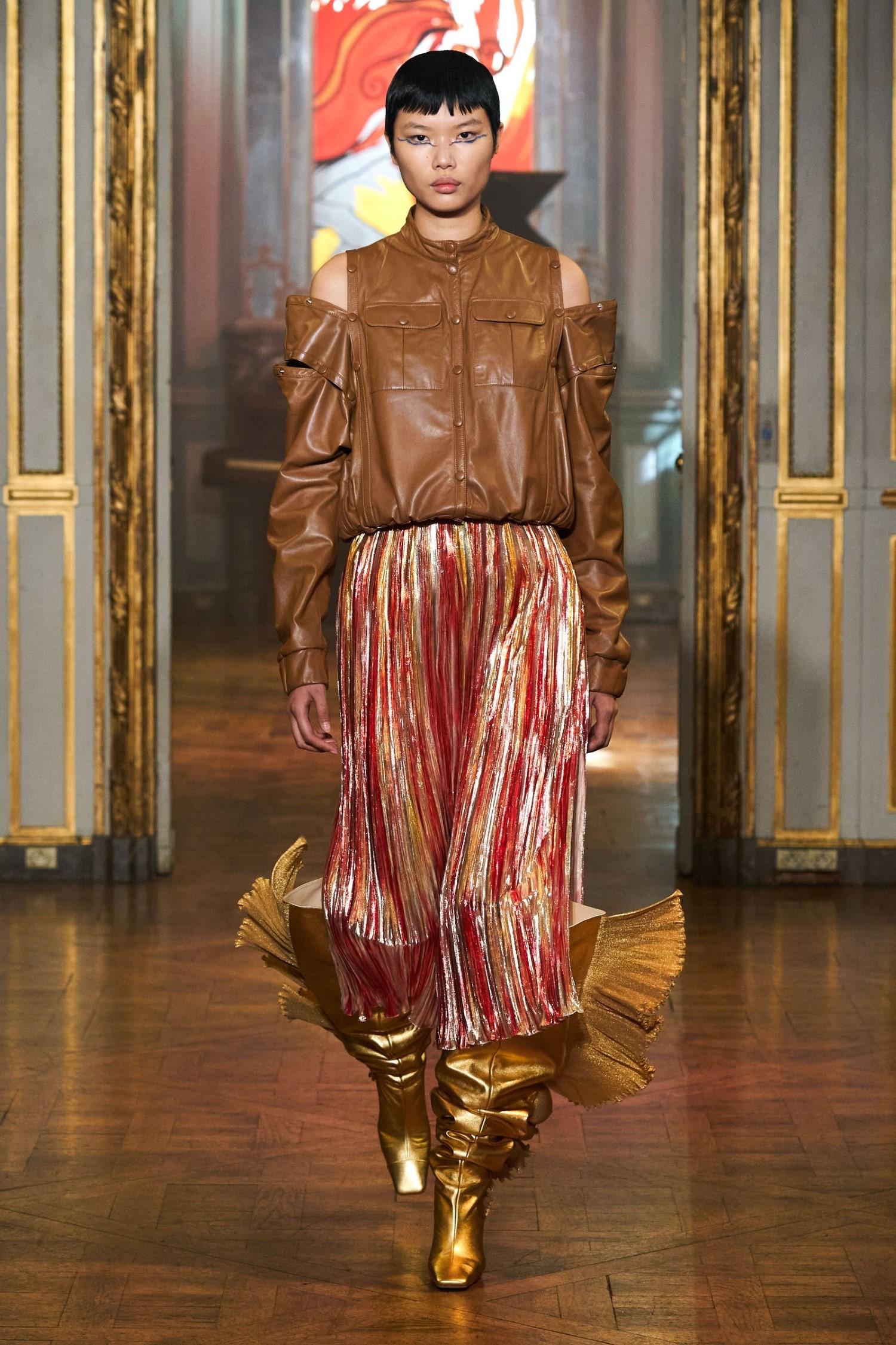 Rochas Spring Summer 2022 - Paris Fashion Week