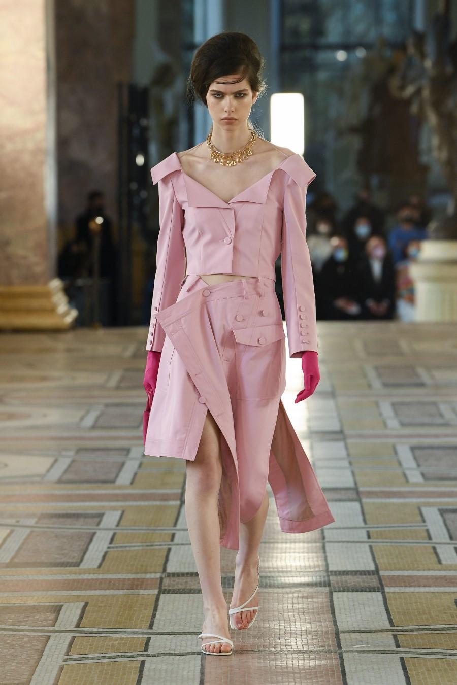 Rokh Spring Summer 2022 - Paris Fashion Week