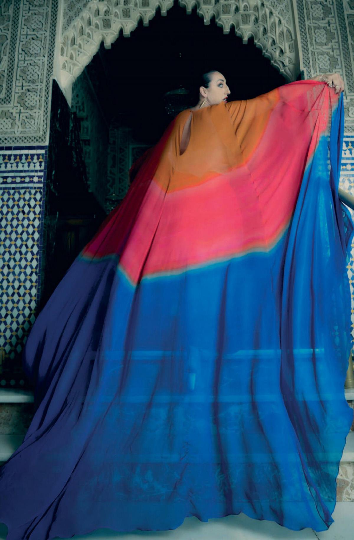 Rossy de Palma by Javier Biosca for Harper's Bazaar Spain September 2021