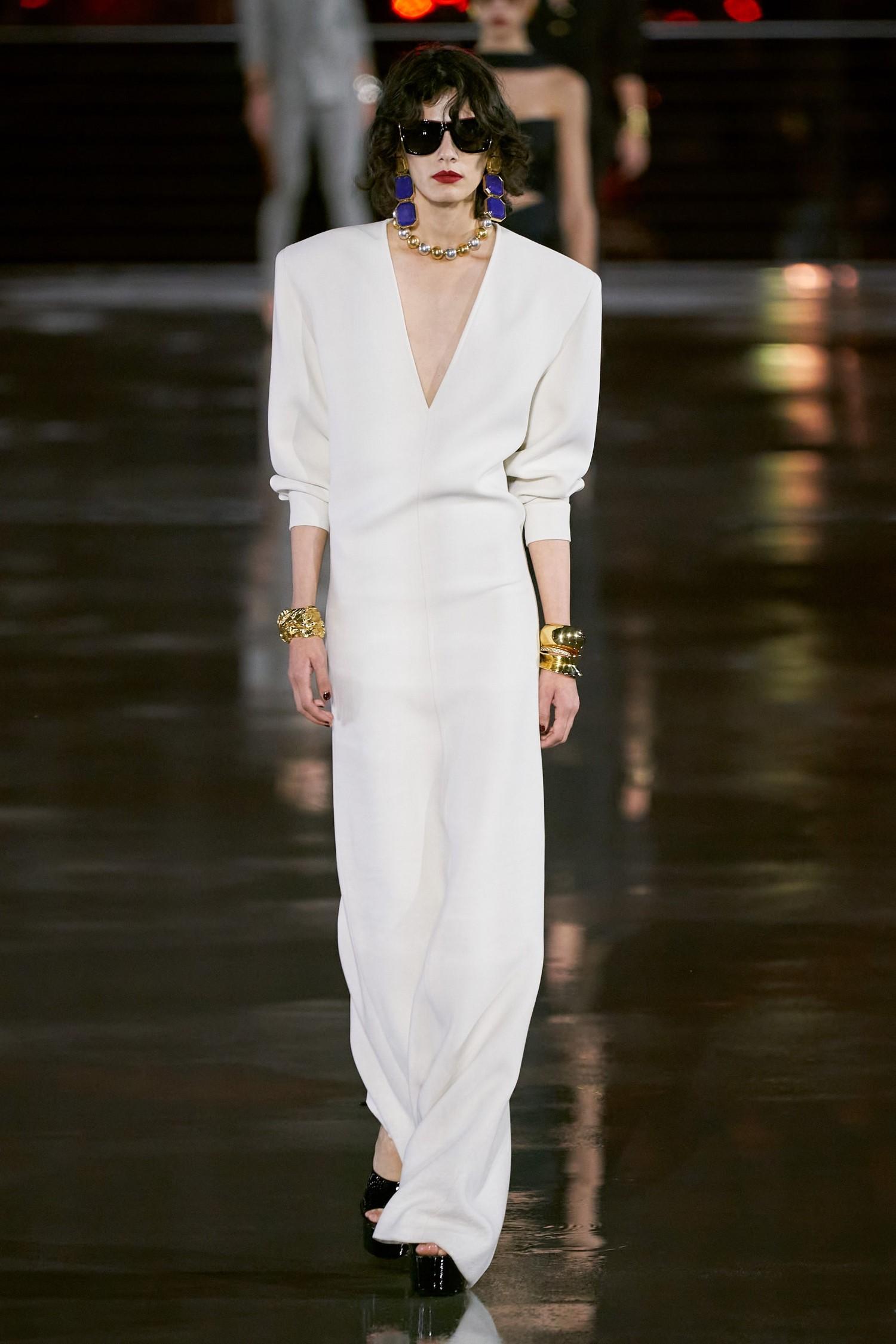 Saint Laurent Spring Summer 2022 - Paris Fashion Week